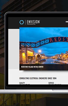 Envision Engineering Website
