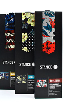 Stance Wholester Underwear Packaging